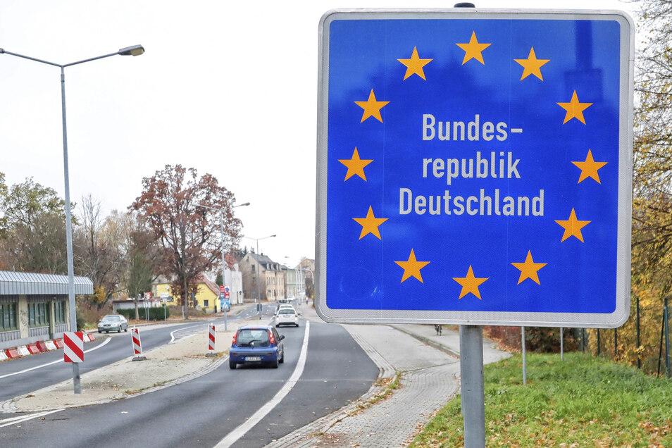 Über die Grenze in Zittau soll ein Linienbus rollen.