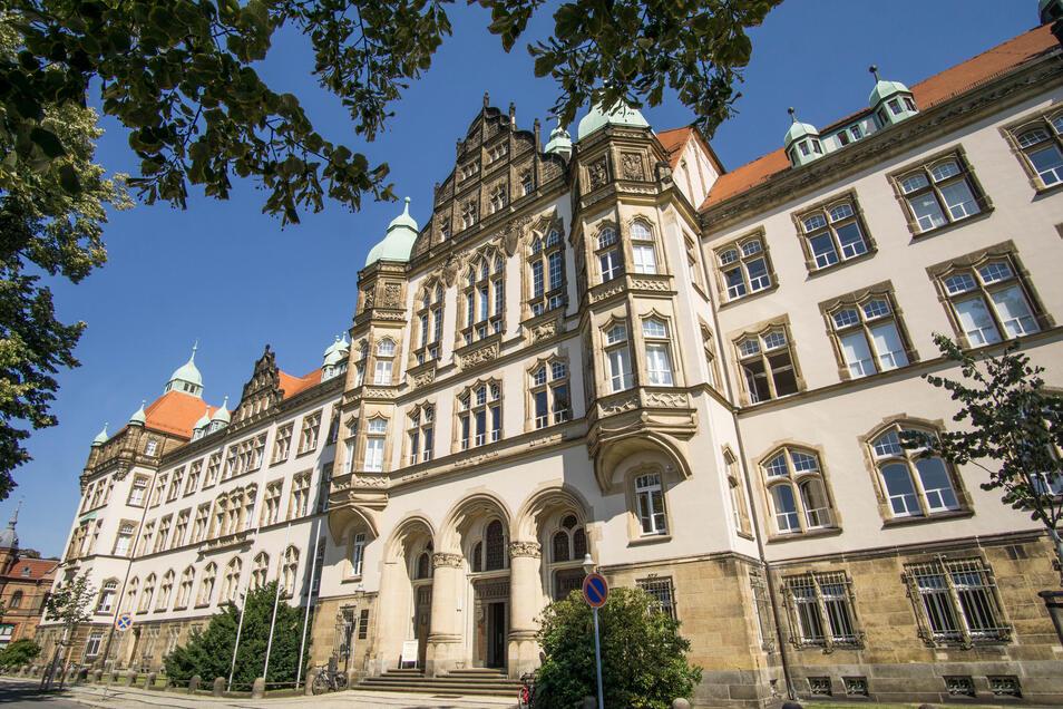 Das Gerichtsgebäude in Bautzen. Hier wird jetzt gegen einen Großpostwitzer verhandelt; unter anderem wegen Körperverletzung.