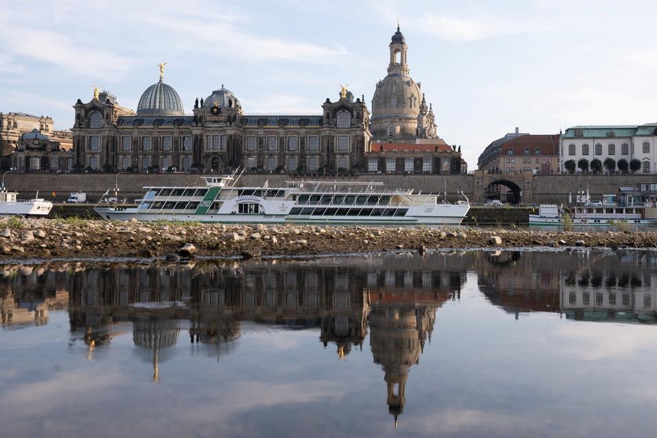 Wem haben die Bürgerinnen und Bürger in Dresden bei der Bundestagswahl ihre Stimme gegeben?