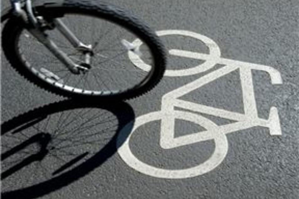 Der Riesaer Stadtrat will in seiner nächsten Sitzung am Mittwoch  ein Radverkehrskonzept verabschieden.