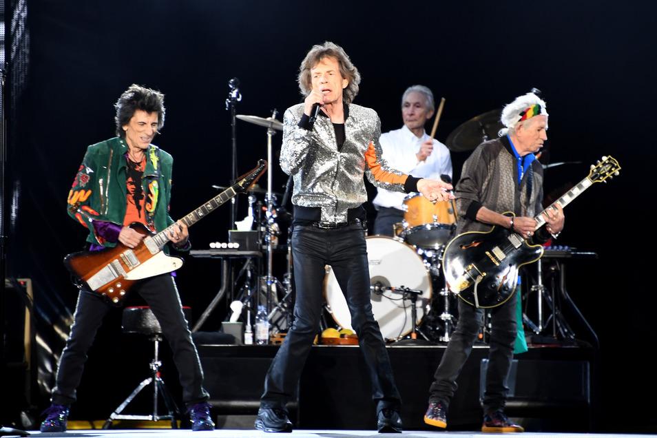 Die Rolling Stones wollen nicht, dass ihre Lieder bei Trump-Wahlkampfveranstaltungen gespielt werden.