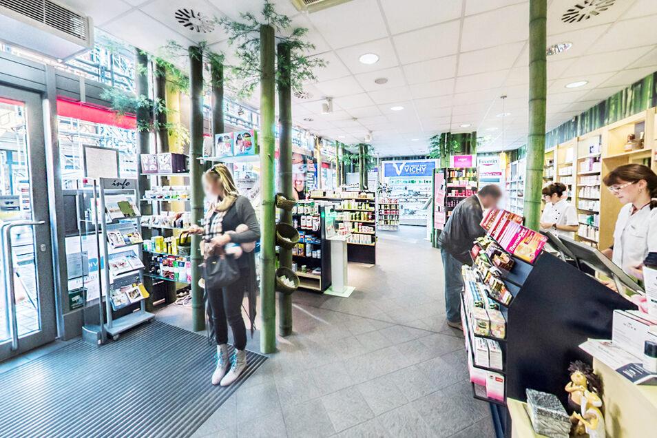 Auch in der Schillerapotheke genießen Kunden die vollen Vorteile einer LINDA-Apotheke.