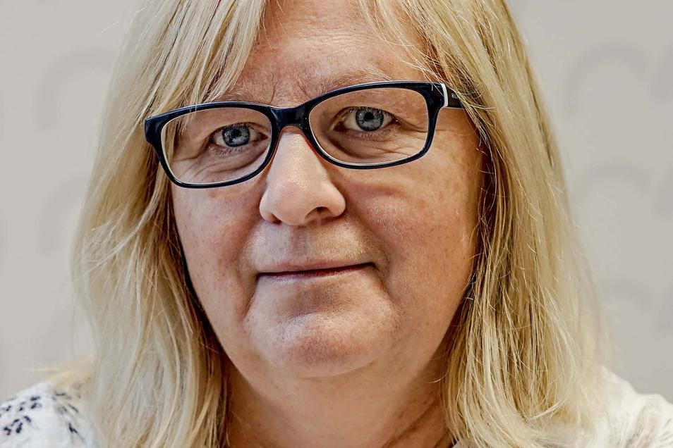 Die Fachärztin für Kinderheilkunde Ulrike Menzel leitet den Jugendärztlichen Dienst des Landkreises.