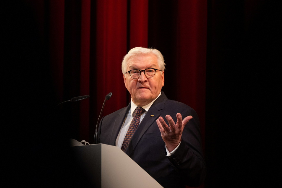 Bundespräsident Frank-Walter Steinmeier steht für eine zweite Amtszeit bereit.