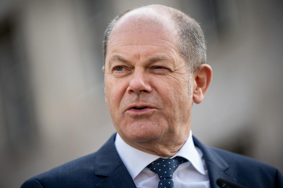 Finanzminister Scholz will den klammen Kommunen helfen.