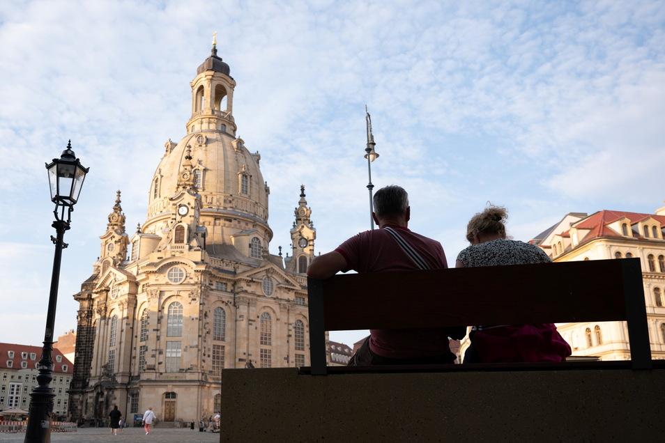 Freizeit fühlt sich fast wieder normal an: Dresden meldet erneut eine gesunkene Inzidenz.