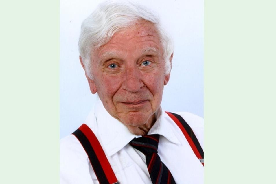 Walter Senft tritt für die Freien Wähler an. Er will vor allem die Generation 65+ vertreten.