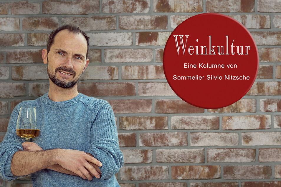 Silvio Nitzsche ist Sommelier und betreibt in Dresden die WeinKulturBar.