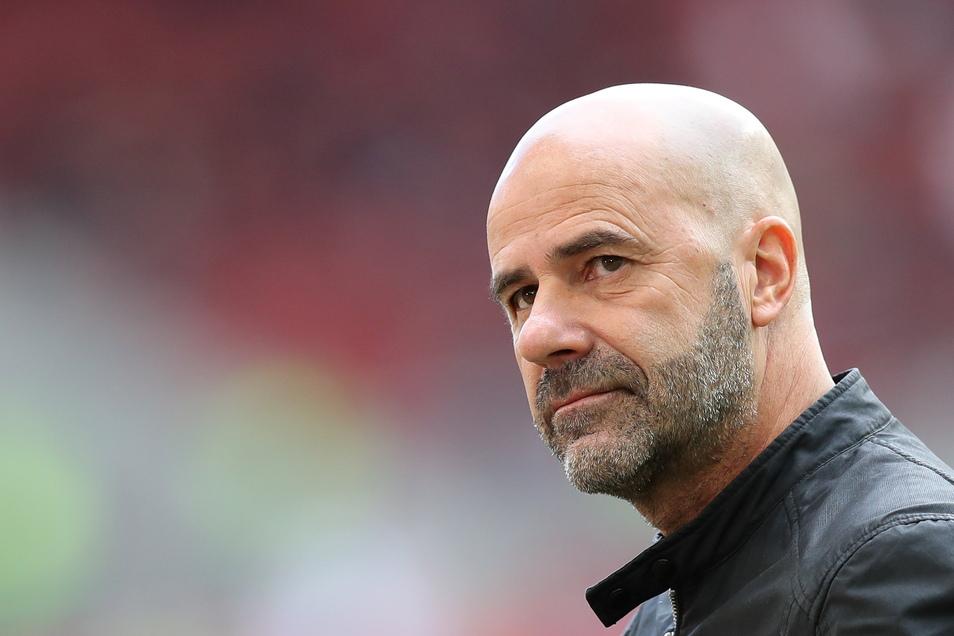 Bayer Leverkusen hat sich von Trainer Peter Bosz getrennt.
