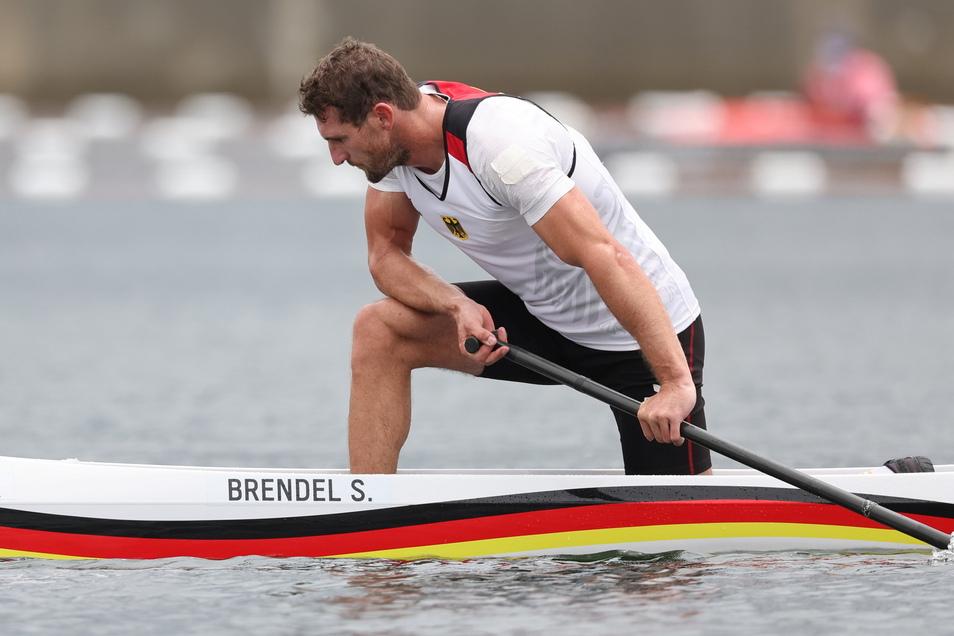 Sebastian Brendel ist enttäuscht. Das Aus im Halbfinale kommt unerwartet.