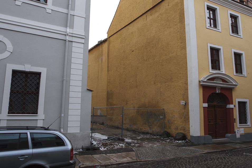 Die Stadt verkauft die Altstadt-Baulücke Handwerk 19 an einen ihrer Angestellten.