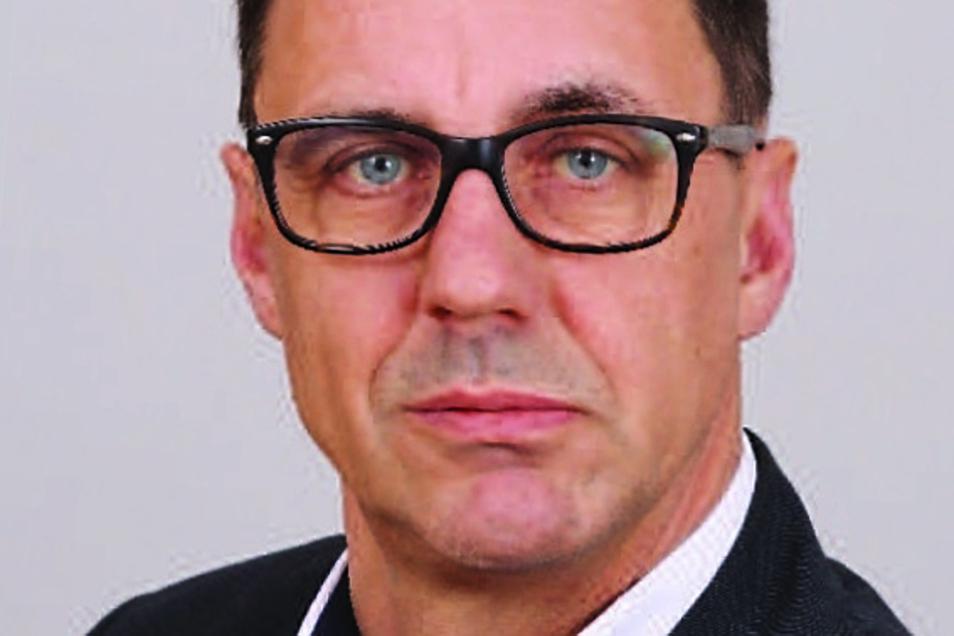Mit hauchdünnem Vorsprung hat  Thomas Krahl  (CDU) die Bürgermeisterwahl  gewonnen.