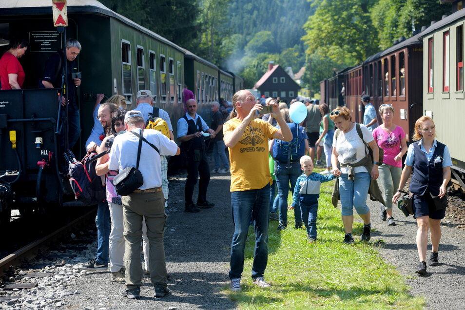Auch die 15. Ausgabe von Historik Mobil war bei tollen Wetter wieder ein großer Besuchermagnet.