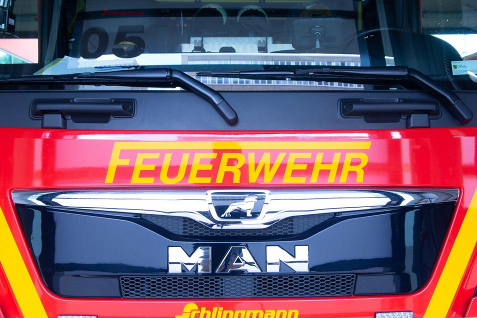 In Pillnitz musste die Feuerwehr nach einer Verpuffung anrücken.
