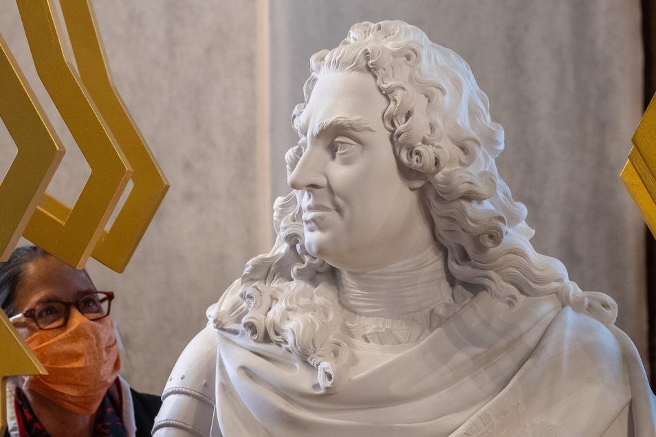 Was ist Wahrheit, was ist Mythos? Eine Ausstellung auf Schloss Moritzburg beleuchtet die Figur August der Starke.