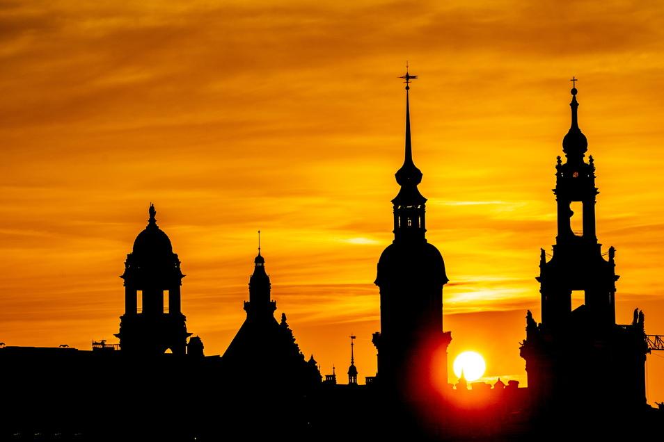 """Wie soll das Dresden der Zukunft aussehen? Das soll auf der Veranstaltung """"Neue Architektur: Wohnen in einer grünen Stadt"""" diskutiert werden."""