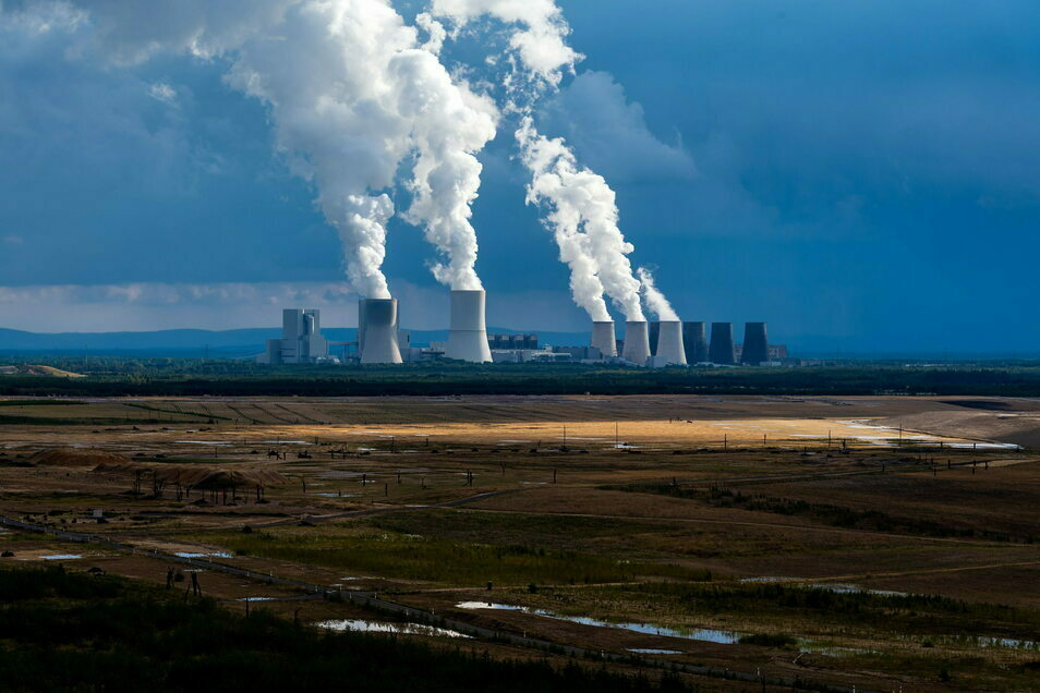 Spätestens 2038 werden die letzten Blöcke des Kraftwerks Boxberg stillgelegt.