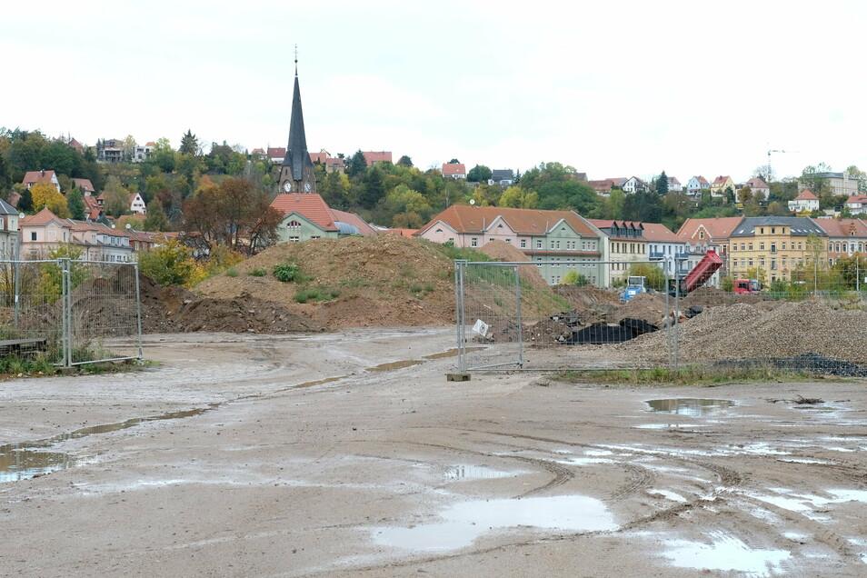 Der frühere Kohlelagerplatz soll beräumt und neu gestaltet werden. Im Sommer sollen die Arbeiten beginnen.