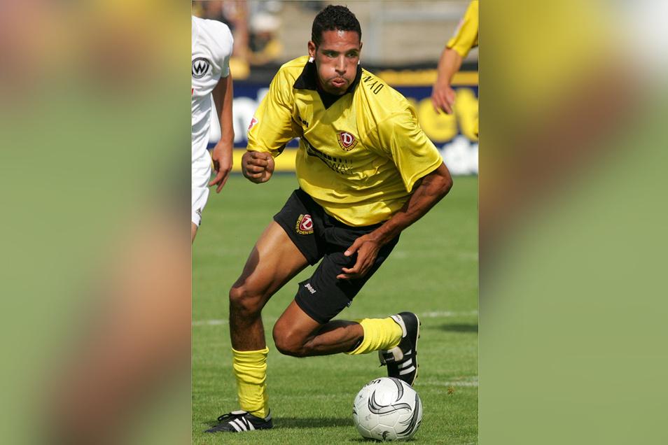 Dexter Langen bestritt für Dynamo zwischen 2003 und 2006 ingesamt 89 Pflichtspiele für Dynamo und erzielte als Verteidiger drei Tore.