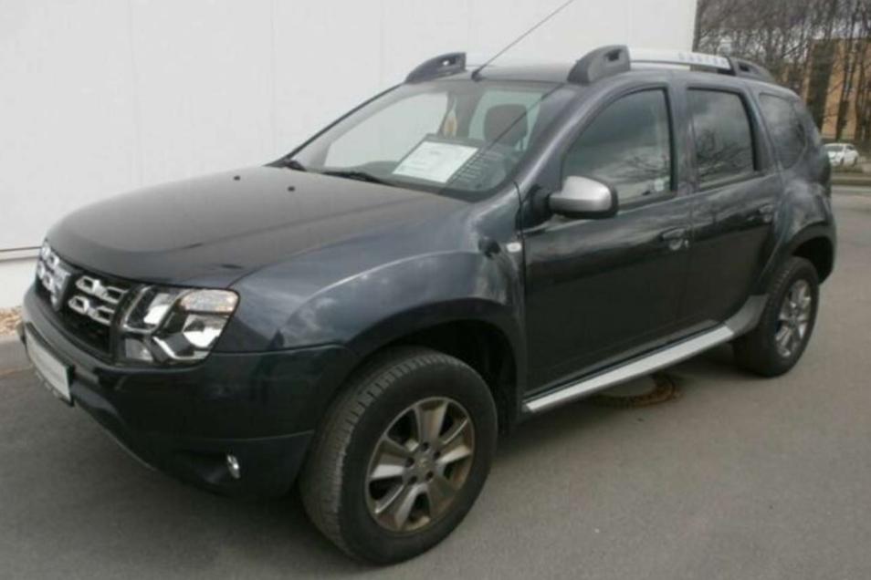 Ein günstiger Dacia Duster, so wie dieser hier, ist zum neuen Dienstwagen des Gröditzer Breitbandmanagers erkoren worden.