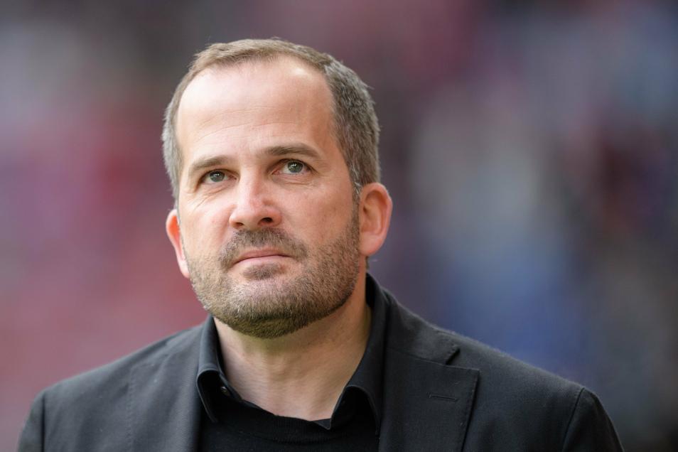 """Nach Informationen der """"Sportschau"""" soll DFB-Nachwuchstrainer Manuel Baum Trainer beim FC Schalke 04 werden."""