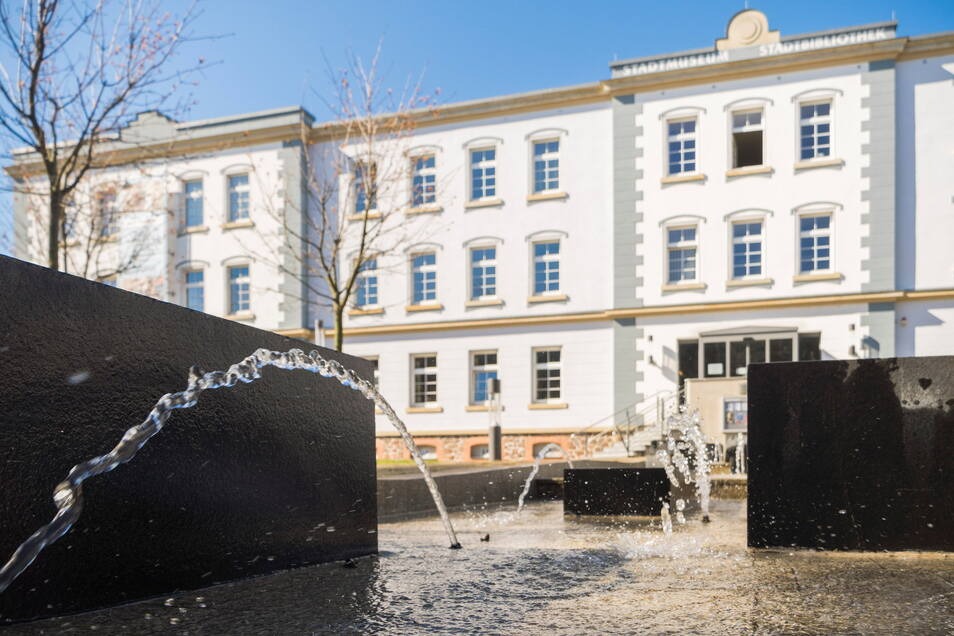 Das Haus am Poppitzer Platz öffnet seine Türen wieder für Besucher. Voraussetzung ist ein tagesaktueller Negativtest.