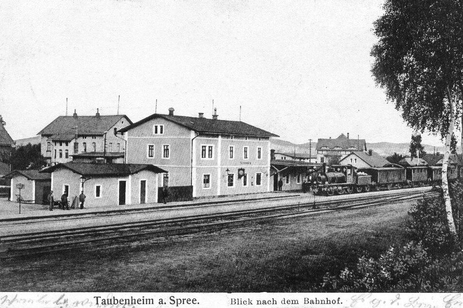 Bis um etwa 1908 hatte sich am Erscheinungsbild nichts Wesentliches geändert.