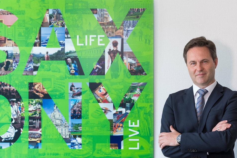 Thomas Horn ist Geschäftsführer der Wirtschaftsförderung Sachsen GmbH.