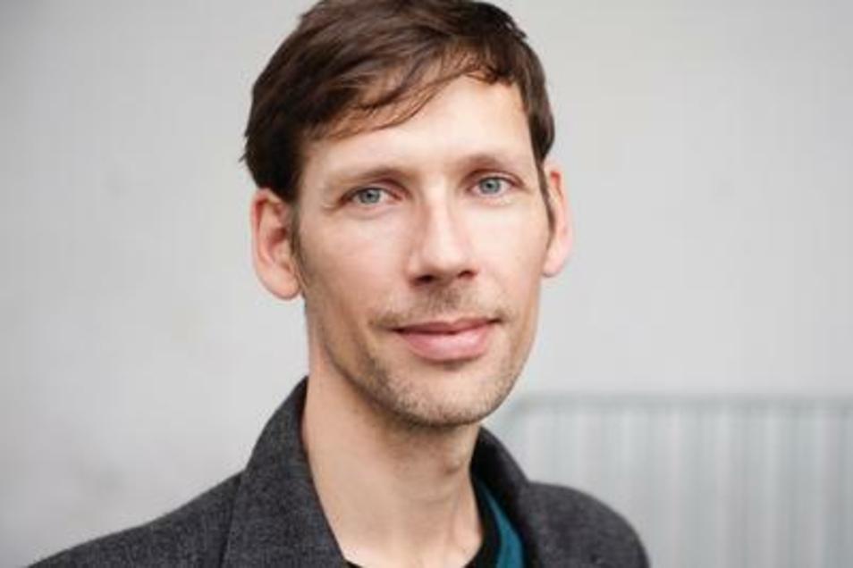 Kinderbuchtausendsassa Jörg Mühle ist im Zentralwerk zu Gast.