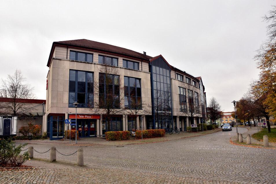 Auch der Standort in Hoyerswerda des Landratsamtes ist für den Besucherverkehr geschlossen.