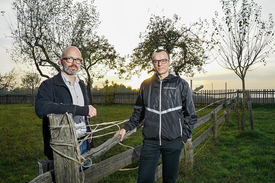 Robert Matschie und Daniel Tittel kritisieren die Pläne zum weiteren Ausbau der Bautzener Südumfahrung.
