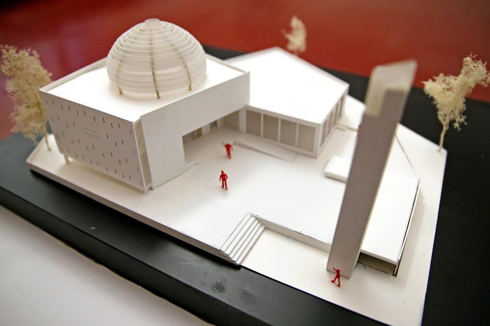 Für den Bau einer Moschee in Leipzig war 2015 ein Architektenwettbewerb ausgeschrieben worden. Der Siegerentwurf des Stuttgarter Architekten Mustafa Ljaic soll nun im Stadtteil Gohlis ohlis verwirklicht werden.