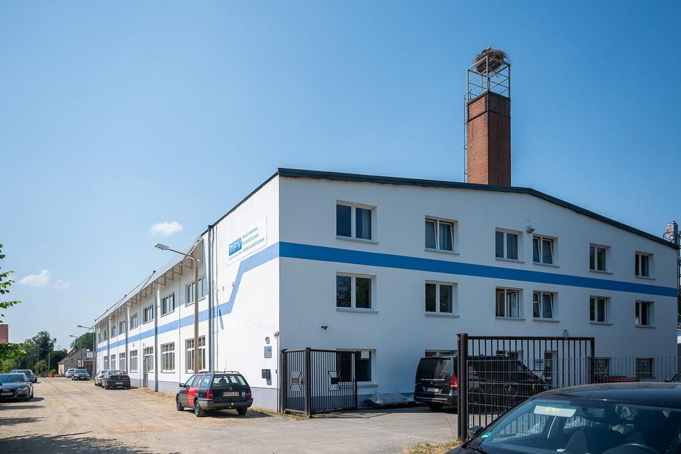 Beim MFV Maschinenbau arbeiten 38 Menschen und die Firma zahlt eine hohe Gewerbesteuer.