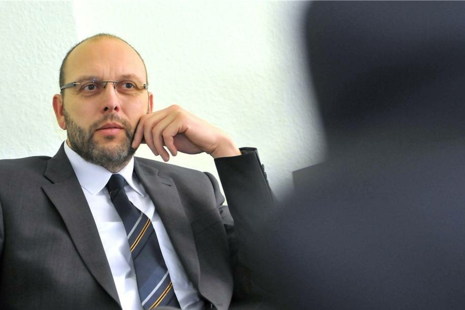 Meißens Bürgermeister Olaf Raschke geht das alles zu weit.