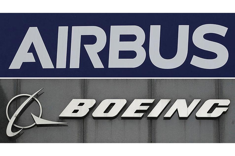 Der Streit um Subventionen für Airbus und Boeing ist erst einmal auf Eis gelegt.
