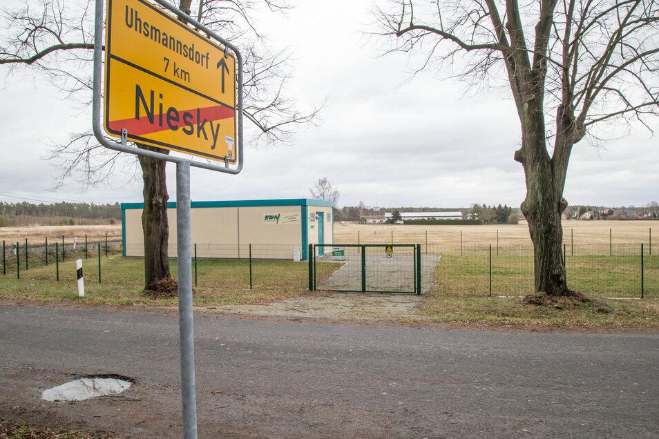 Im Norden Nieskys ist noch viel Platz für gewerbliche Neuansiedlungen. Dazu muss die Fläche aber erst geplant und erschlossen werden.