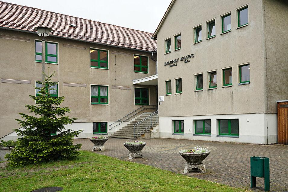 Die Grundschule in Königswartha bekommt in diesem Jahr eine moderne Heizanlage.