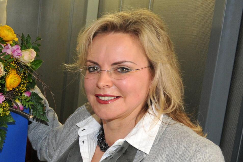 Schwer zumutbar ist eine Fahrzeit von 60 Minuten zur Arbeit: Bundestagsabgeordnete Veronika Bellmann.