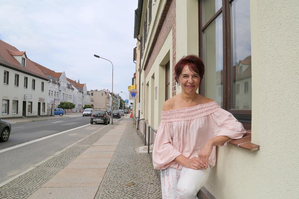 Sylvana Kretschmar, Ärztin in Niesky: Sie hat bereits mit Biontech geimpft.