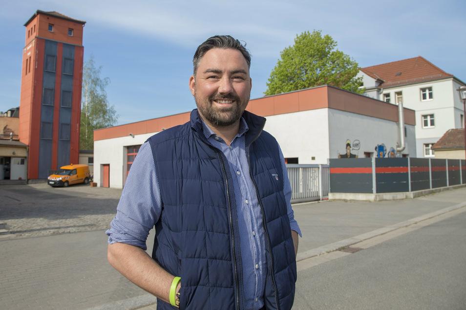 Der Streit um ein neues Grundstück für die Feuerwache spielt in der Causa Alexander Frenzel eine entscheidende Rolle.