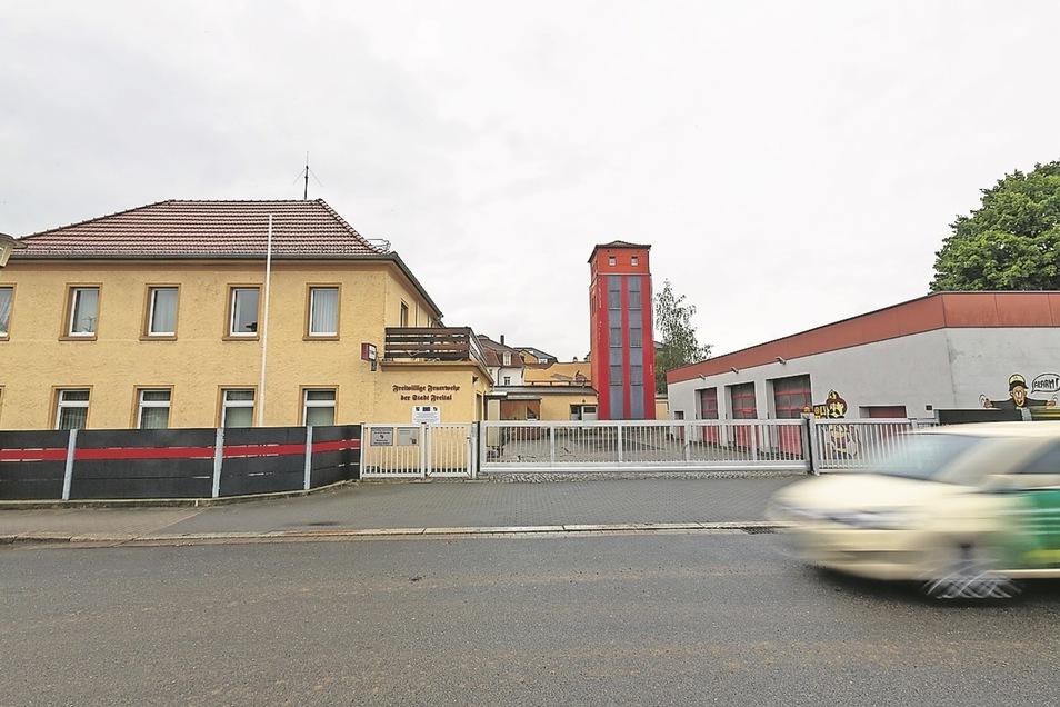 Der Hauptsitz auf der Straße Am Glaswerk in Döhlen ist aus mehreren Gründen ungeeignet.