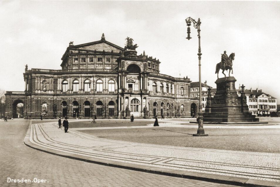 Postkarten wie diese aus dem Jahr 1928 gibt es schon seit 150 Jahren. Noch immer verschicken deutsche Touristen Jahr für Jahr Millionen an Ansichtskarten. Doch werden es stetig weniger.