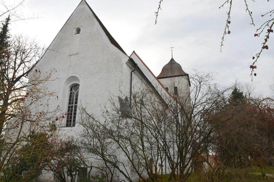 """Die evangelische Johanneskirche wird auch als """"Burg"""" von Reichenbach bezeichnet."""