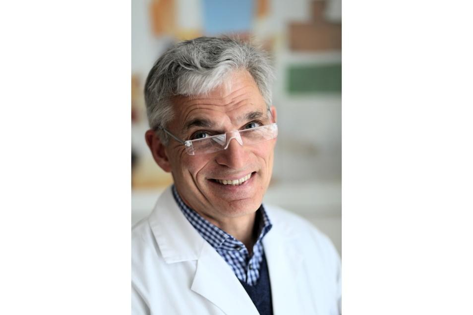 Dr. Christoph Altmann ist Chefarzt der Median-Klinik in Bad Gottleuba und Facharzt unter anderem für Innere Medizin und Kardiologie.
