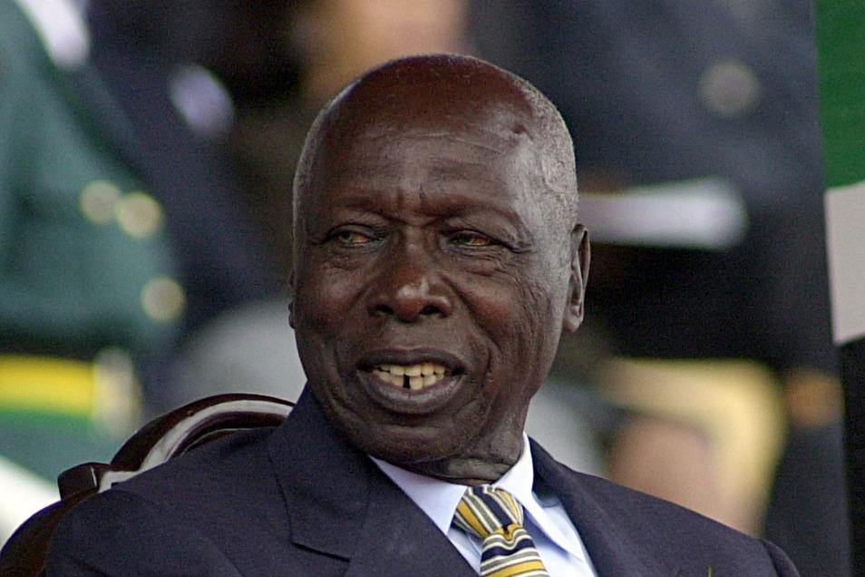 Daniel arap Moi, ehemaliger Präsident von Kenia, ist gestorben.
