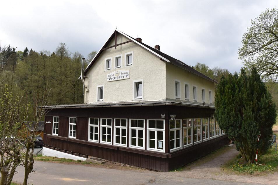 Auf den ersten Blick hat sich am Ausflugslokal Bretthäus'l nicht viel geändert.