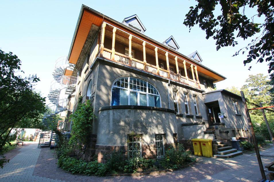Für den letzten Abschnitt der brandschutztechnischen Ertüchtigung der Villa Kunterbunt setzt die Stadt Geld aus der Investpauschale ein.