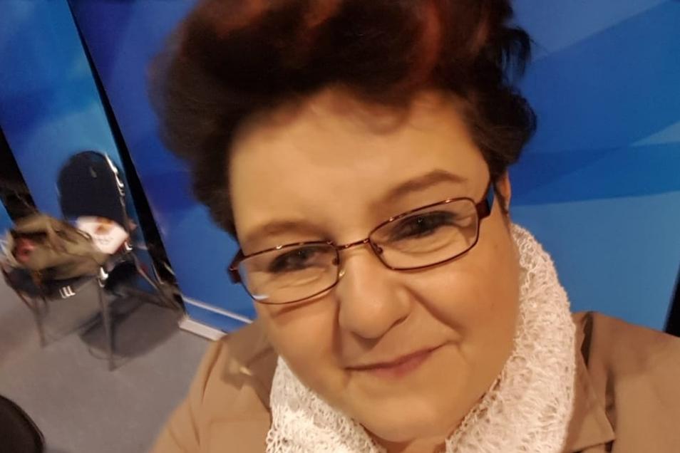 Ute Blosfeld ist neue Vorsitzende der AfD Riesa.