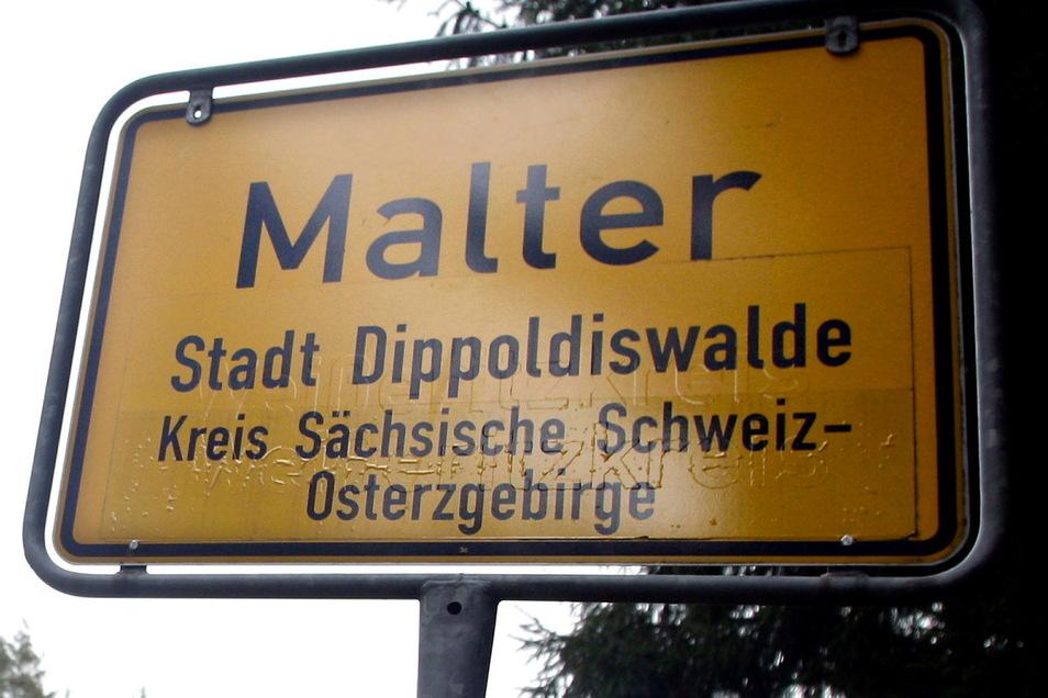 Im Dippser Ortsteil Malter waren drei Mandate im Ortschaftsrat vakant. Durch eine Ergänzungswahl sind sie am Sonntag wieder aufgefüllt worden.