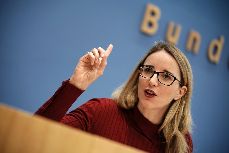 Alena Buyx, Vorsitzende Deutscher Ethikrat.